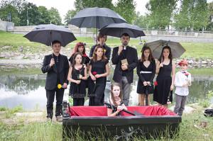 Rozmarné slavnosti Ostravice 27.6.2015