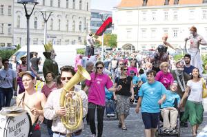 Festival v ulicích 2015, Ostrava